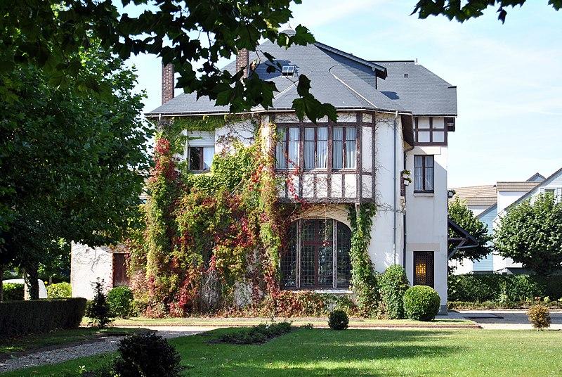 Photo du Monument Historique Ancien Hôtel des Ingénieurs des Tréfileries situé à Havre (Le)