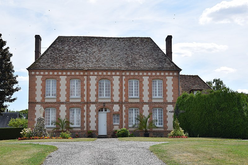 Photo du Monument Historique Presbytère situé à Neuf-Marché