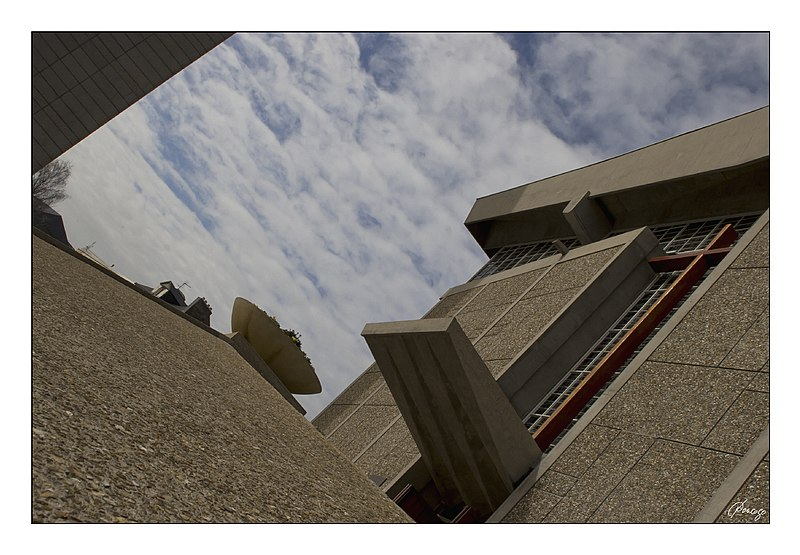 Photo du Monument Historique Eglise Sainte-Jeanne-d'Arc situé à Le Havre