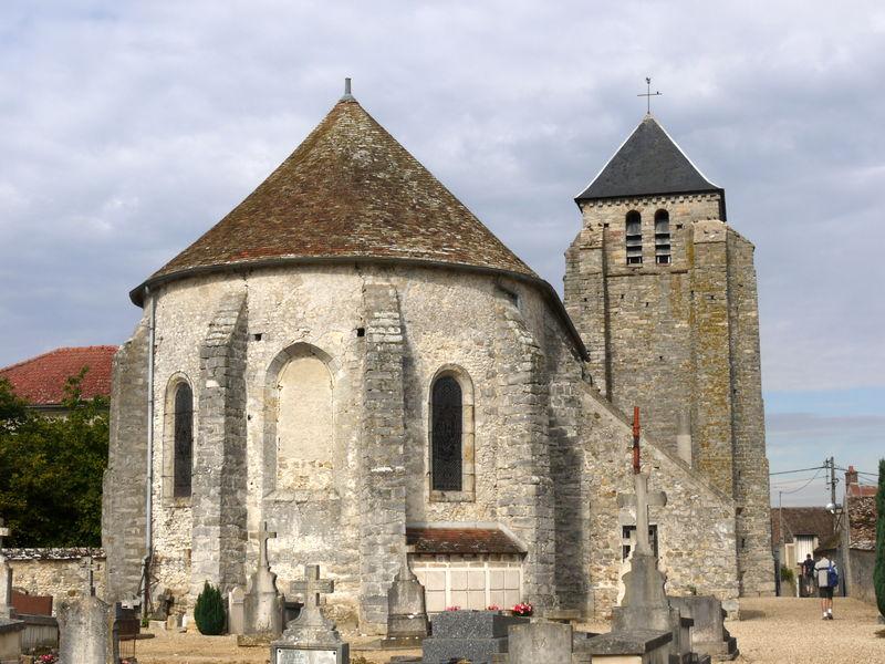 Photo du Monument Historique Eglise situé à Achères-la-Forêt