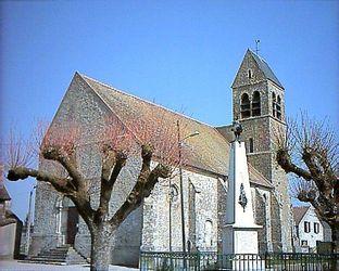 Photo du Monument Historique Eglise situé à Aufferville