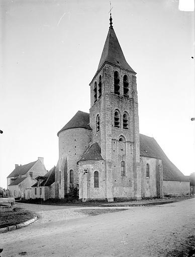 Photo du Monument Historique Eglise situé à Bransles