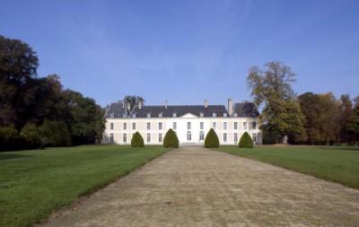 Photo du Monument Historique Domaine situé à Brou-sur-Chantereine