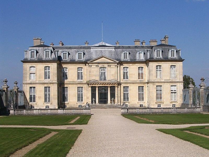 Photo du Monument Historique Domaine national situé à Champs-sur-Marne