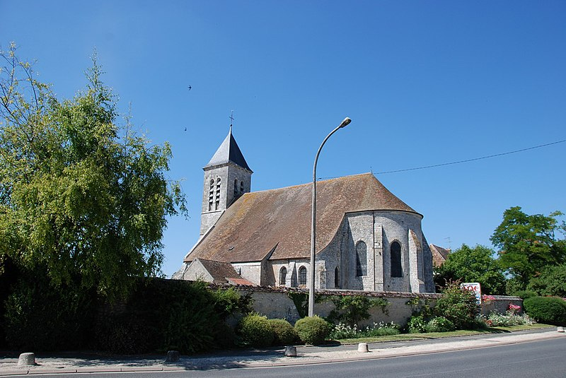 Photo du Monument Historique Eglise situé à La Chapelle-la-Reine