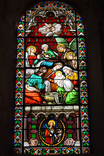 Photo du Monument Historique Eglise situé à Château-Landon