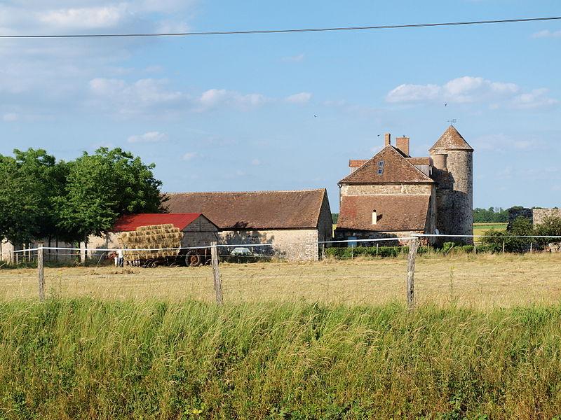 Photo du Monument Historique Abbaye de Villechasson situé à Chevry-en-Sereine