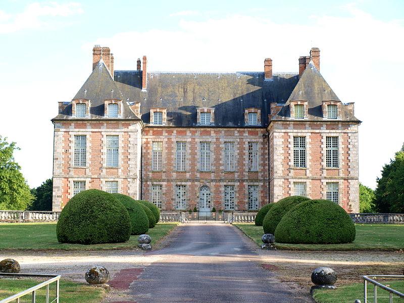 Photo du Monument Historique Château situé à Chevry-en-Sereine