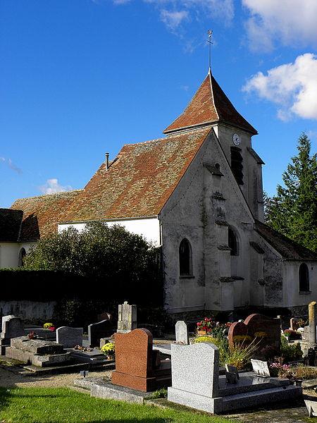 Photo du Monument Historique Eglise Notre-Dame situé à Conches-sur-Gondoire