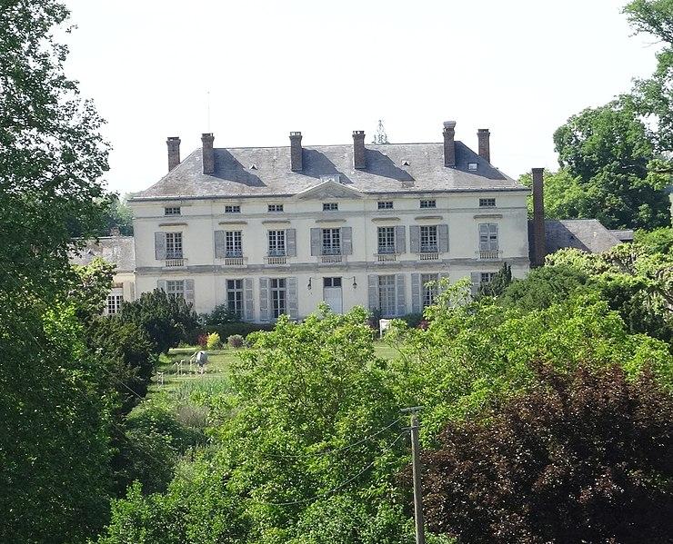 Photo du Monument Historique Château du Gué, à Trosnes situé à Congis-sur-Thérouanne