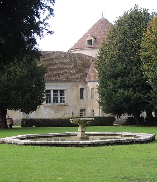 Photo du Monument Historique Château situé à Coupvray