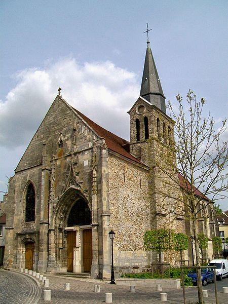 Photo du Monument Historique Eglise Notre-Dame situé à Dammartin-en-Goële
