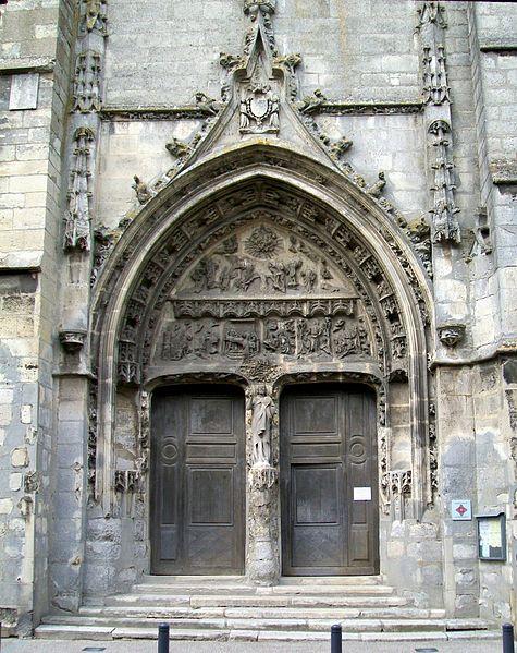 Photo du Monument Historique Eglise Saint-Jean-Baptiste situé à Dammartin-en-Goële