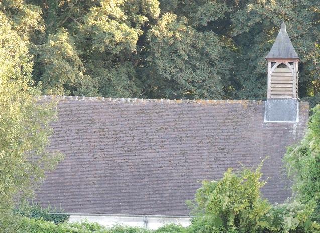 Photo du Monument Historique Château de Fontaine-les-Nonnes situé à Douy-la-Ramée
