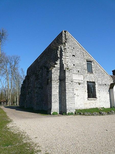 Photo du Monument Historique Chapelle de l'ermitage de Franchard (restes) situé à Fontainebleau