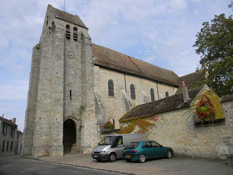 Photo du Monument Historique Eglise situé à Grez-sur-Loing