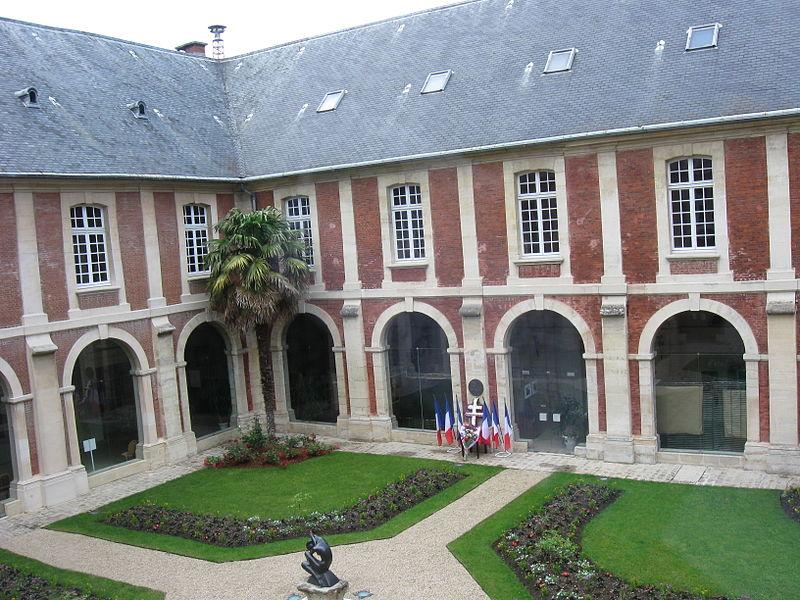 Photo du Monument Historique Abbaye Saint-Pierre situé à Lagny-sur-Marne