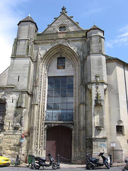 Photo du Monument Historique Eglise Saint-Furcy  : partie subsistante situé à Lagny-sur-Marne