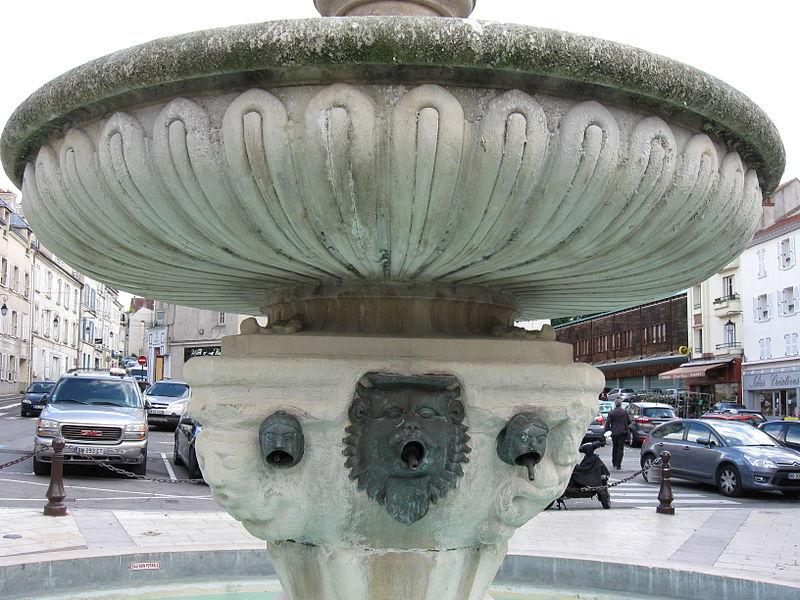 Photo du Monument Historique Fontaine Saint-Furcy situé à Lagny-sur-Marne