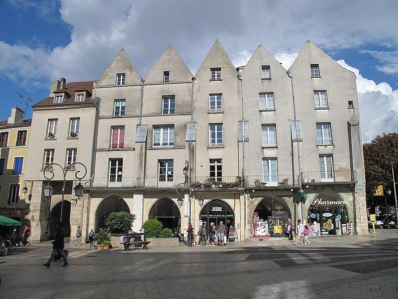 Photo du Monument Historique Immeuble situé à Lagny-sur-Marne