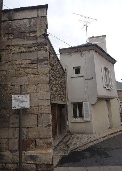 Photo du Monument Historique Maison situé à Lagny-sur-Marne