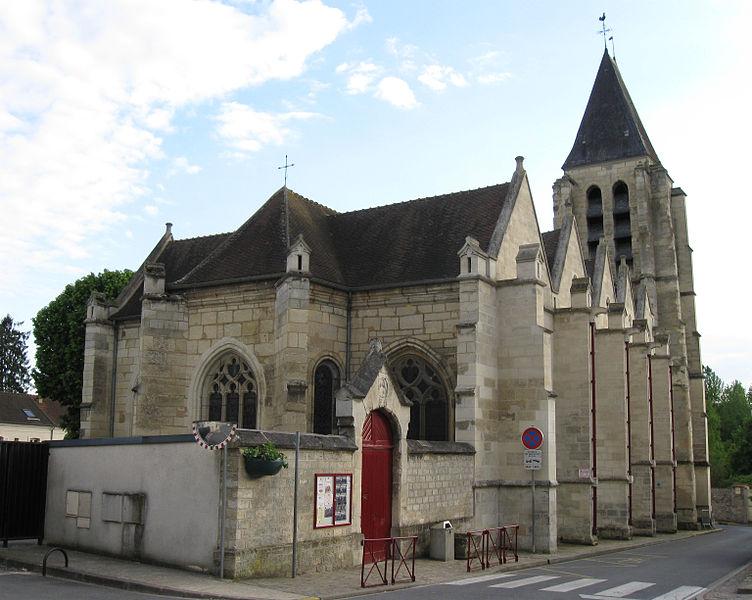 Photo du Monument Historique Eglise Saint-Médard situé à Lizy-sur-Ourcq