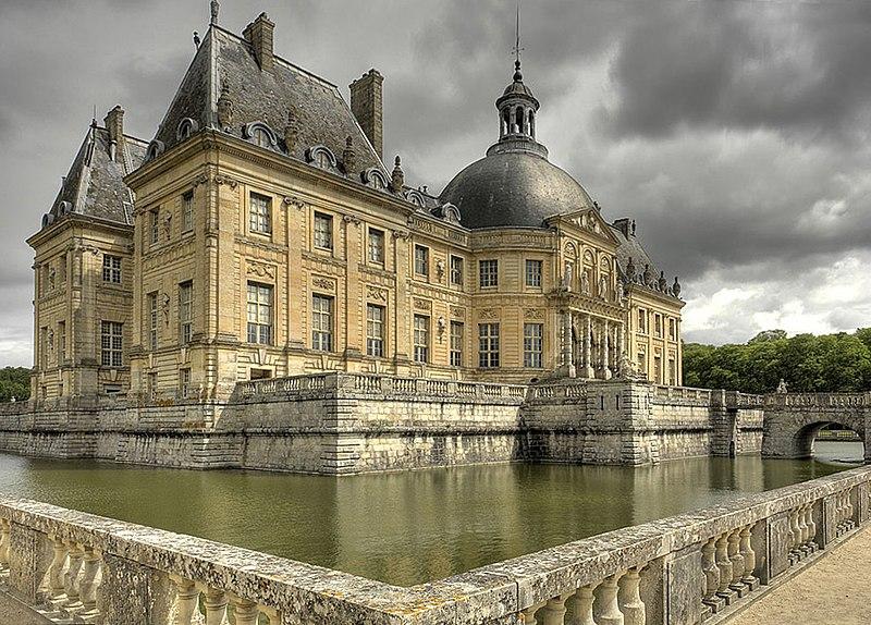 Photo du Monument Historique Château de Vaux-le-Vicomte (également sur commune de Moisenay) situé à Maincy