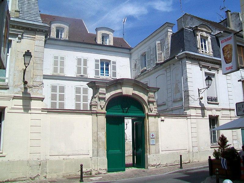 Photo du Monument Historique Hôtel Macé de Montoury situé à Meaux