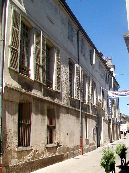 Photo du Monument Historique Hôtel Marquelet de la Noue situé à Meaux