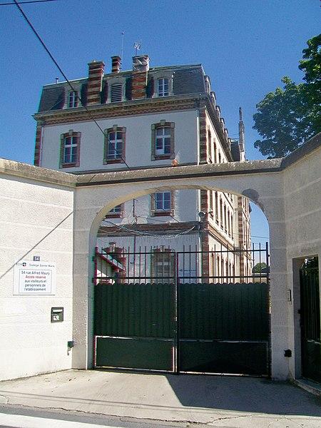 Photo du Monument Historique Monastère de la Visitation situé à Meaux