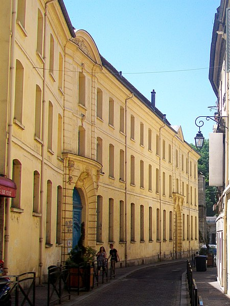 Photo du Monument Historique Séminaire situé à Meaux