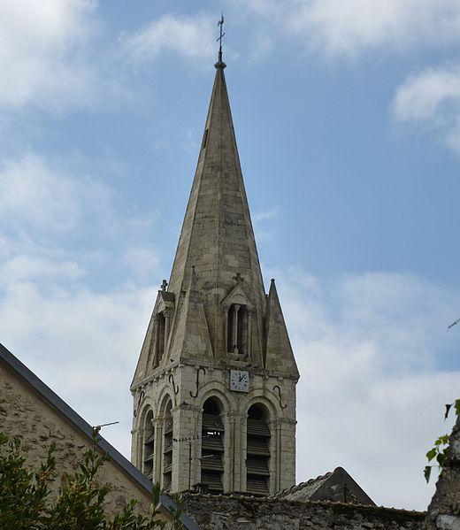 Photo du Monument Historique Eglise Saint-Martin situé à Moisenay