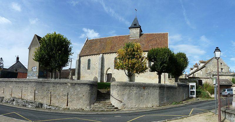 Photo du Monument Historique Eglise Saint-Mammes situé à Montarlot