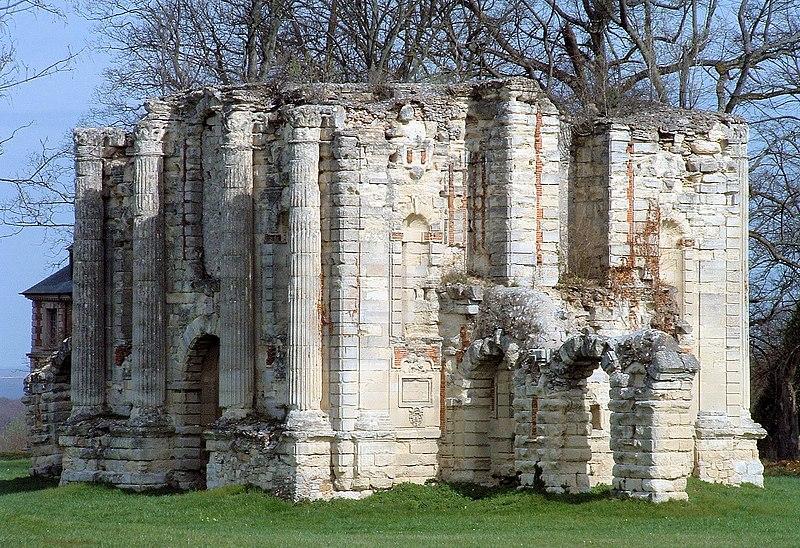 Photo du Monument Historique Château situé à Montceaux-lès-Meaux