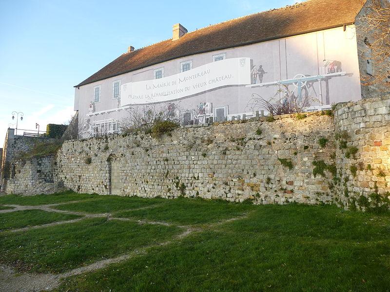 Photo du Monument Historique Château situé à Montereau-Fault-Yonne
