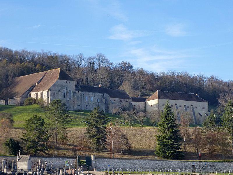 Photo du Monument Historique Prieuré Saint-Martin situé à Montereau-Fault-Yonne