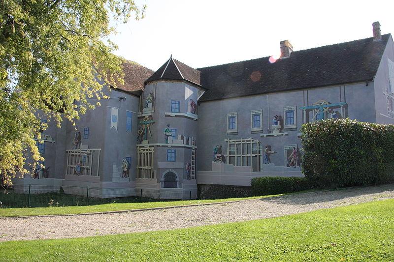 Photo du Monument Historique Prison situé à Montereau-Fault-Yonne