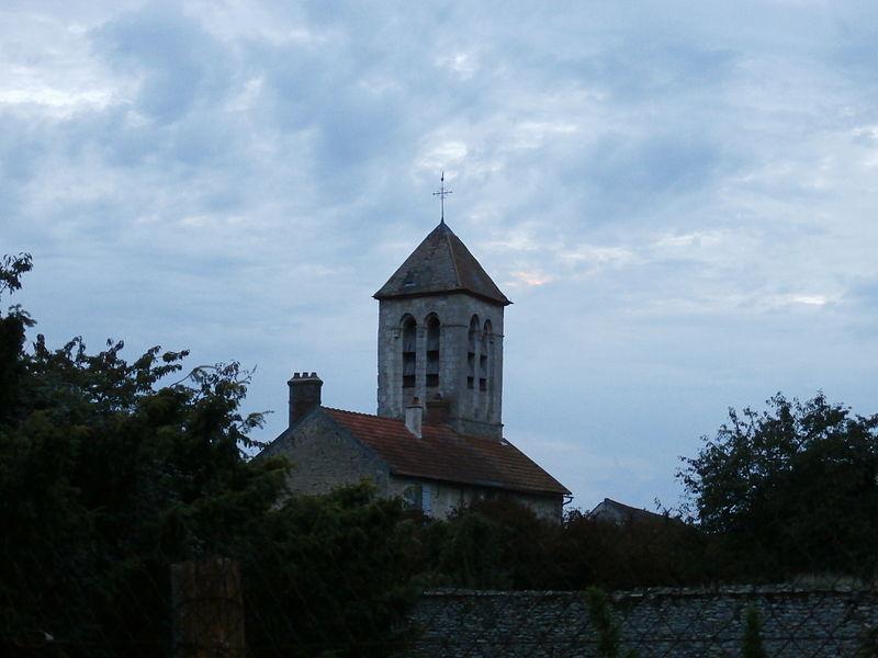 Photo du Monument Historique Eglise de Lady situé à Mormant