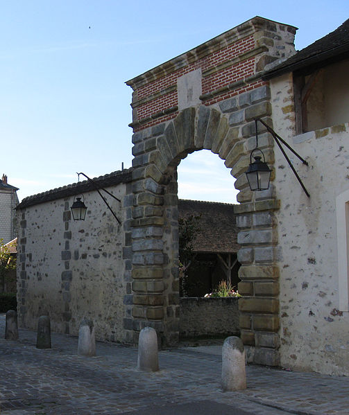 Photo du Monument Historique Ferme situé à Nangis