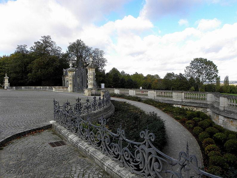 Photo du Monument Historique Ancien château situé à Noisiel