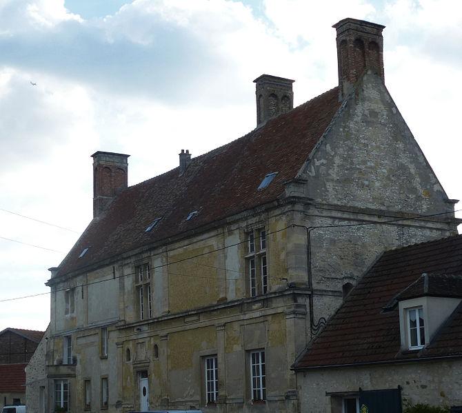 Photo du Monument Historique Manoir situé à Ocquerre