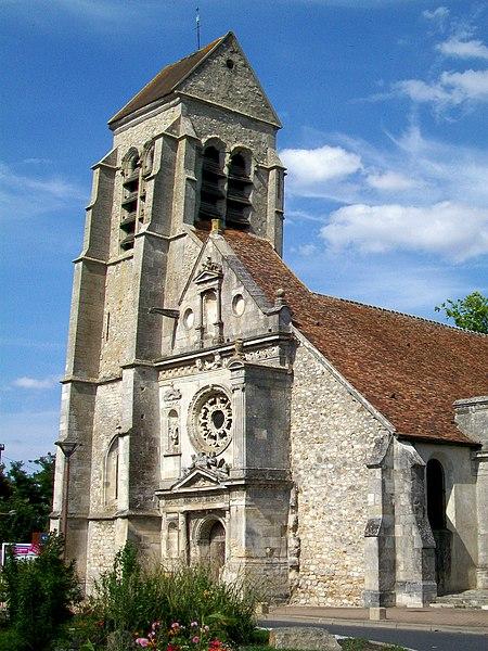 Photo du Monument Historique Eglise Notre-Dame situé à Othis