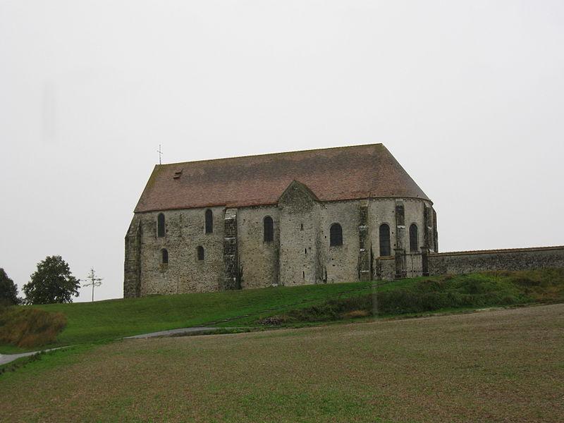 Photo du Monument Historique Eglise situé à Paroy