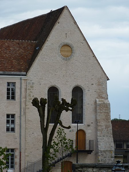 Photo du Monument Historique Chapelle Sainte-Lucence situé à Provins