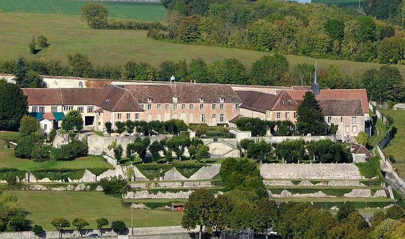 Photo du Monument Historique Ancien couvent des Cordelières situé à Provins