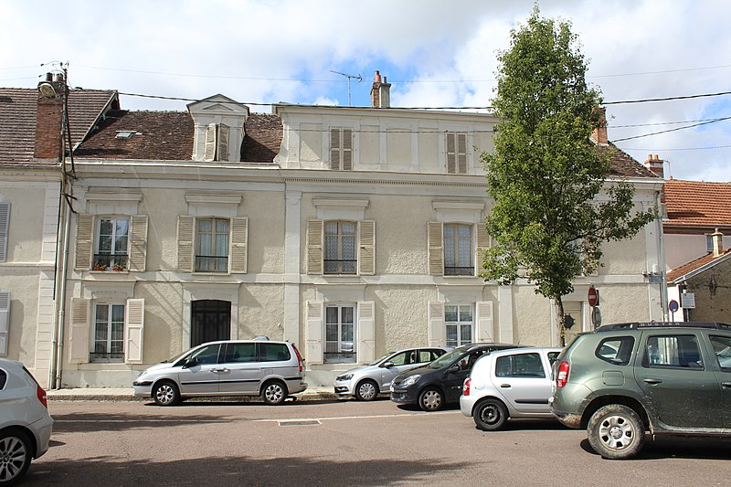 Photo du Monument Historique Hôtel de ville situé à Provins