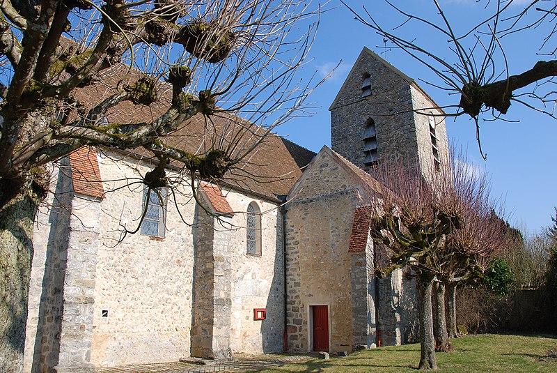 Photo du Monument Historique Eglise situé à Recloses
