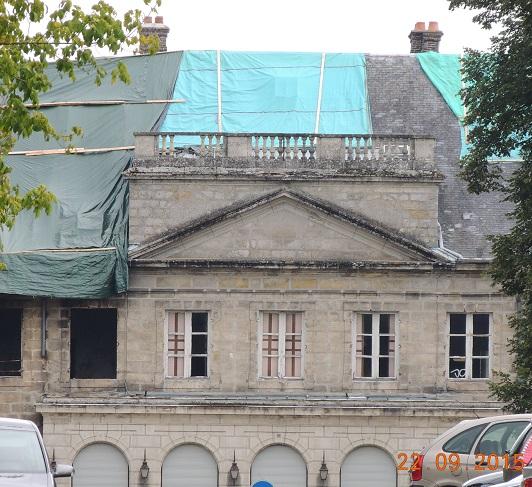 Photo du Monument Historique Château situé à Rochette (La)