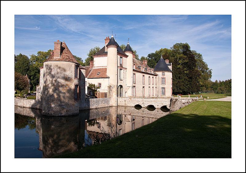 Photo du Monument Historique Château de Sigy situé à Sigy