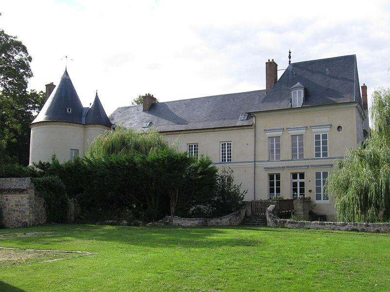 Photo du Monument Historique Château de Sivry situé à Sivry-Courtry